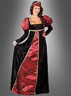 Женское карнавальное платье