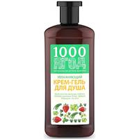 Первое Решение, Россия 1000 ягод гель-крем для душа (увлажняющий) 500мл