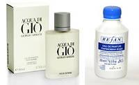 226, Наливная парфюмерия Refan   ACQUA DI GIO  /  G. ARMANI