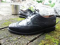 Стильные мужские туфли броги Westbury 41 размер 26.5см код 064