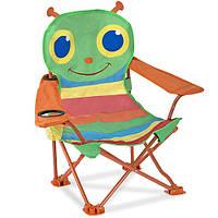 Раскладной стульчик Melissa & Doug - Счастливая стрекоза