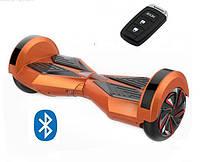 Гироборд ProLogix Junior-X оранжевый, 8 дюймов, мотор 700Вт, скорость 10 км/ч, до 120 кг, Bluetooth, сумка