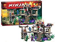 Конструктор Bela Ninjago / ниндзяго Ниндзя NINJA 10324