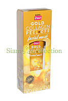 Маска-пленка с золотом и коллагеном Gold Collagen Peel-off