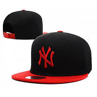 Кепка New Era New York Yankees Snapback Black-Red