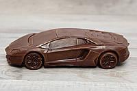 """Шоколадный автомобиль """"Lamborghini"""". Стильный подарок мужу"""