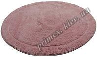 """Индийский коврик ручной работы для ванной """"Спейс"""", цвет - розовый"""
