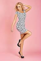 Ультра модное платье с плетением на спине