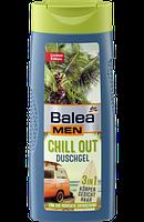 Мужской шампунь-гель для душа Balea Chill Out 300 ml