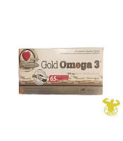 Gold Omega-3 Olimp Labs, 60 капс.
