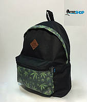 Рюкзак Milk Clothing - Weed Black Backpack