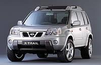 Защита двигателя и КПП Ниссан Икс Трал (2003-2007) Nissan X-Trail