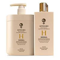 Tecna Integro Shampoo Нydra Шампунь для интенсивного увлажнения волос 1000мл