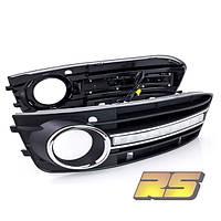 Штатные фары дневного света RS DRL AUDI A4L 2010+
