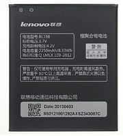 Аккумулятор для Lenovo A850 BL-198 2250 mah