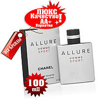 Chanel  Allure homme Sport  Люкс качество АА+++  шанель аллюр спорт