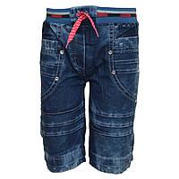 Шорты джинсовые на девочку, от 4 до 6 лет, Турция