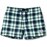 Мужские пляжные шорты Atlantic KMB-141 GRAS1