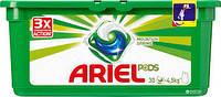 Гель-капсулы для стирки Ariel pods 3в1 (Ариель подс 3в1) для белого 30 шт.