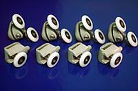 Комплект роликов для душевой кабины ( В-43 А+С )