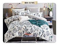 Комплект постельного белья Примавера 3270 семейный сатин люкс