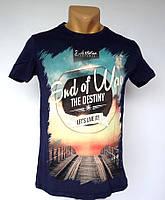 Чоловіча футболка End of Way - №1496