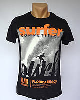 Чоловіча футболка Surfer - №1502