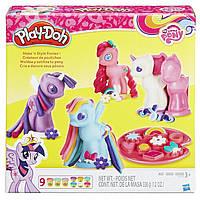 Игровой набор Play-doh Создай любимую пони. Оригинал Hasbro