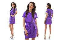 Женское модное платье в 5 расцветках , фото 1