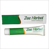 "Зубная паста обогащенная индийскими лечебными травами «Zee Herbal» ТМ ""Zee Laboratories"", 100 мл"