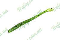 Съедобная силиконовая приманка червь Yoshikawa 10 см