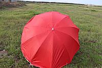 Зонт 2.2м с серебряным напылением
