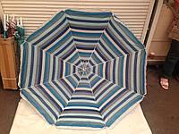 Пляжный зонт 8 спиц