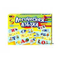 Развивающие пазлы Логическая азбука Danko toys DT 66Asp