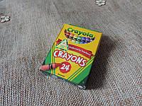 Карандаши восковые Crayola