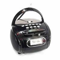 Радиоприёмник Бумбокс GOLON RX-186Q Black