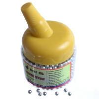 Шарики для пневматики стальные (4.5mm, 1500шт)