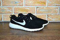 Кроссовки  Nike Roshe Run Black&White