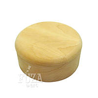 Шкатулка деревянная круглая ø160 мм