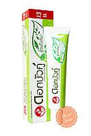 Натуральная тайская паста Твин Лотус 30 грамм. Twin Lotus Herbal Toothpaste Original.