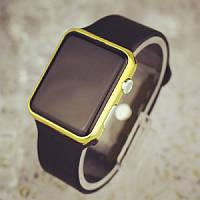 Часы наручные LED Score Yellow