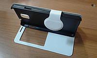 Чехол-книжка с окном iCase Tec для Samsung Galaxy Note 3 (n9000) белая