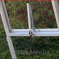 Автоматическое проветривание для теплиц , термопривод (Дания) 7кг