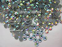 Термо-стразы DMC+ ss20 Crystal AB 100шт