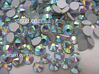 Стразы клеевые DMC+ ss20 Crystal AB 100шт