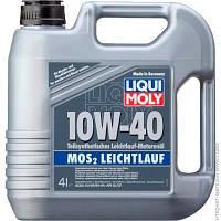 Автомобильное Масло Liqui Moly MoS2 LEICHTLAUF 10W-40 4л