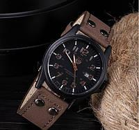 Современные кварцевые часы. Стильный дизайн. Удобные в использовании часы. Купить в интернете. Код: КДН175