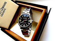 Кварцевые мужские часы Rolex для успешных мужчин. Стильный дизайн. Высокое качество. Купить онлайн Код: КДН176