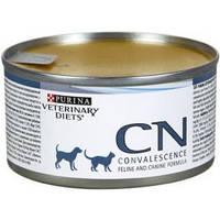 Purina (Пурина) Veterinary Diets CN Convalescence Консерва для собак и кошек в период выздоровления 195 гр