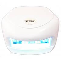 Infinity Лампа ультрафиолетовая для сушки ногтей, 18W